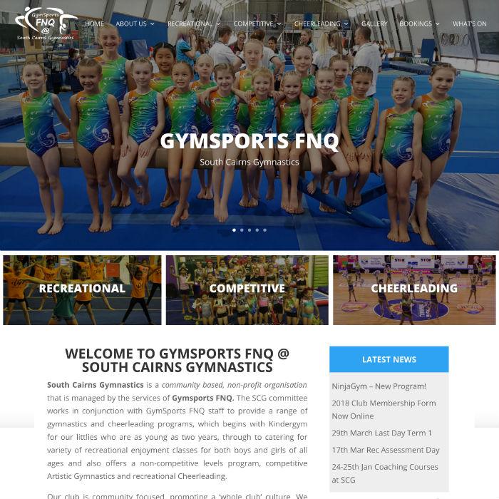 Gymsports FNQ Cairns
