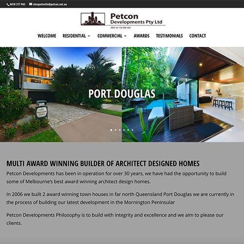 Petcon Melbourne Builders