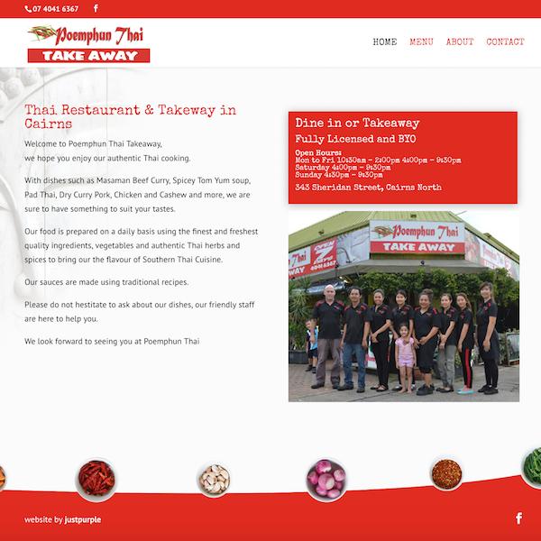 Thai Restaurant Cairns
