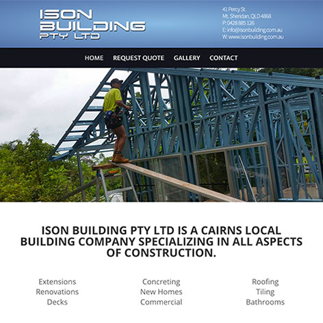 Ison Building Cairns