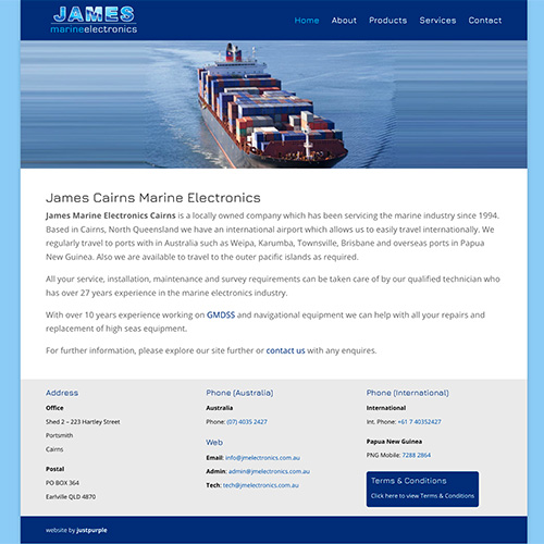 Marine Electronics Cairns